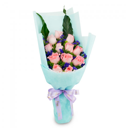 Joyful Its Your Day Flower Bouquet<br/>