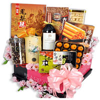 Artistic Easy Appetizer Assortments Gift Hamper<br/>