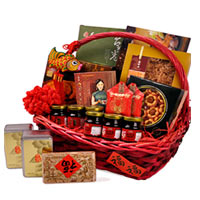 One-of-a-Kind Forever Happiness Basket