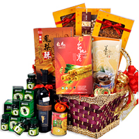 Mesmerizing Creativity Overflows Gift Hamper