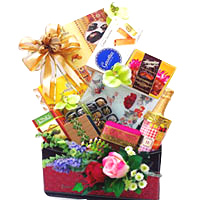 Special Connoisseur Gourmet Gift Box