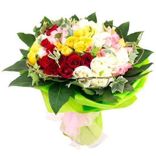 Magnificent Flower Sensation Bunch<br/>