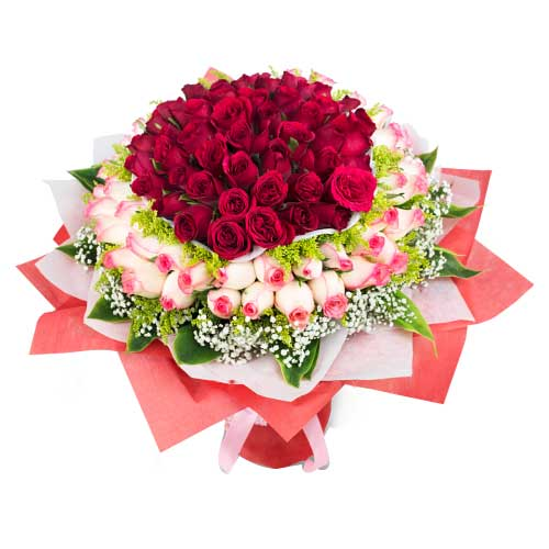 Heavenly Harvest Heartstrings Bouquet<br/>