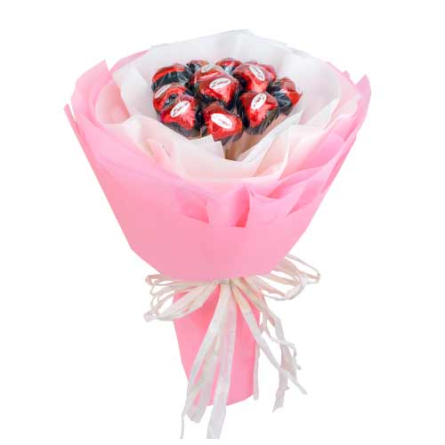 Appealing Treasure Island Chocolate Bouquet<br/>