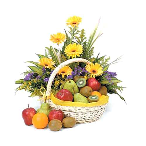 Energetic New Essential Fruit Basket