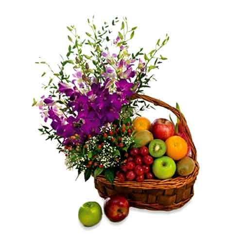 Clean Harvest Fruits Hamper<br/>