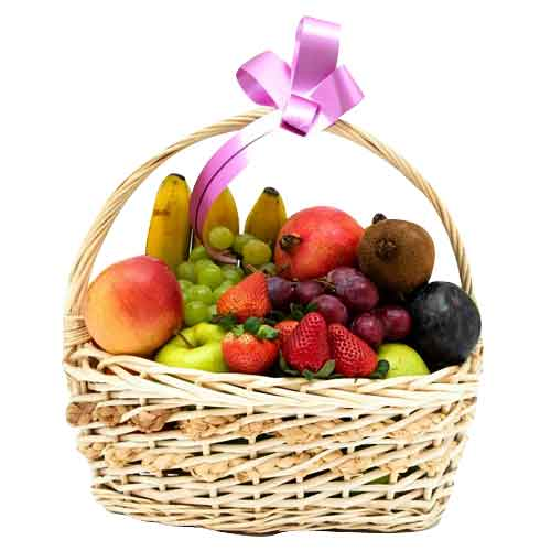 Market-Fresh The Best of All Fruit Hampers