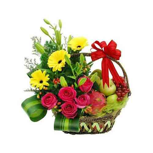 Supple One of Favorite Things Gift Basket