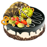 One-of-a-Kind Coffee Cake for Special Celebration<br/>
