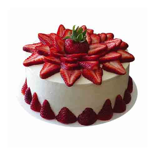 Classic Ultimate Strawberry Short Cake