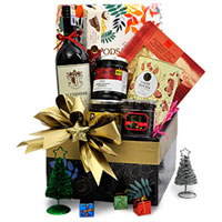 Ideal Winter Cheers Gift Hamper of Goodies