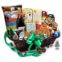 Enigmatic Gift Hamper for Bright Celebration