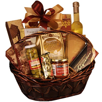 Graceful Four Seasons Gift Hamper of Joy