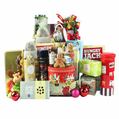 Graceful Make It Grand Gift Basket
