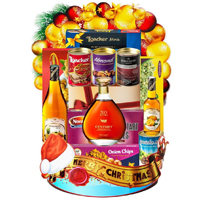 Mesmerizing Gourmet Star of the Day Hamper