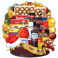 Enchanting Gourmet Party Gift Hamper