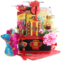 Vibrant Light Seasons Gourmet Hamper