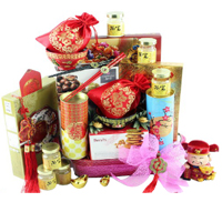 Gorgeous Festive Fall Favorites Gourmet Gift