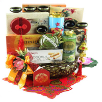 Fabulous The Sweetest of Gift Hampers