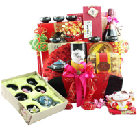 Hypnotic Seasonal Hamper with Happiness