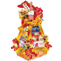 Dreamy Grand Festival Greetings Gift Hamper