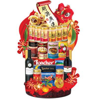 Entertaining Holiday Dinner Party Hamper