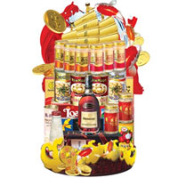 Hypnotic Grand Foodies Fare Hamper