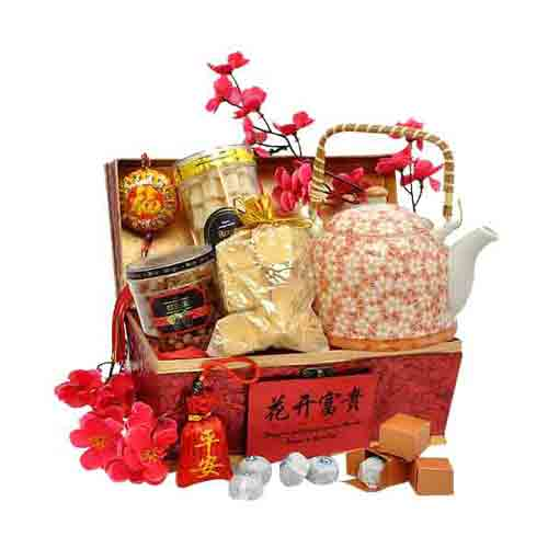 Radiant Big Family Hamper of Goodies