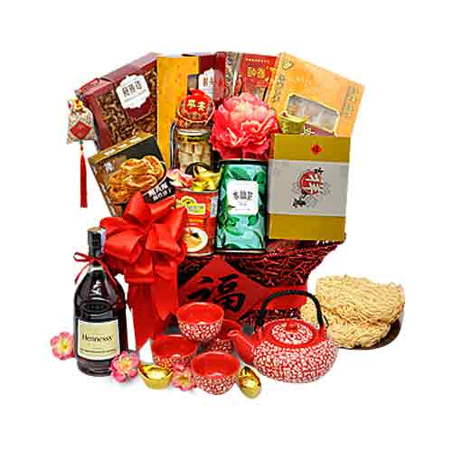 Enchanting Happiness Hamper of Treats