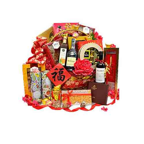 Graceful Individual Pleasure Gift Hamper