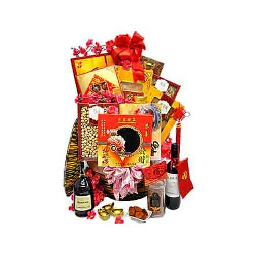 Affectionate Winter Bliss Gourmet Gift Hamper