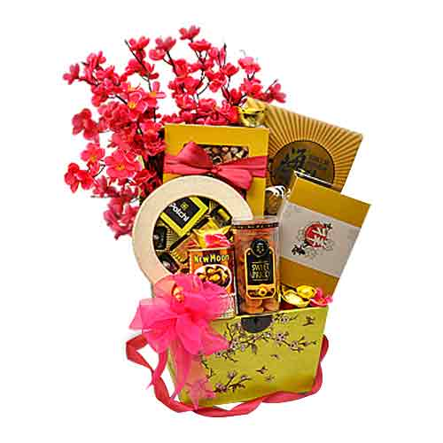Delightful Superstar Celebrations Gift Hamper