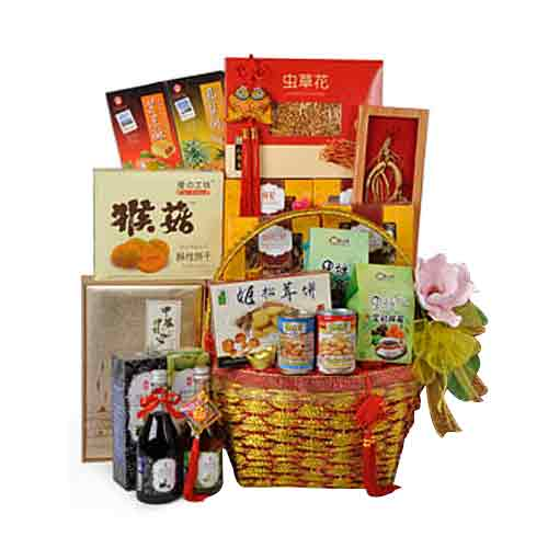 Exquisite A Slice of Heaven Gourmet Hamper