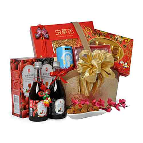 Gentle Favorite Food N Delicacies Hamper
