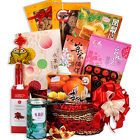 Sweet Taste of Tradition Gourmet Gift Hamper