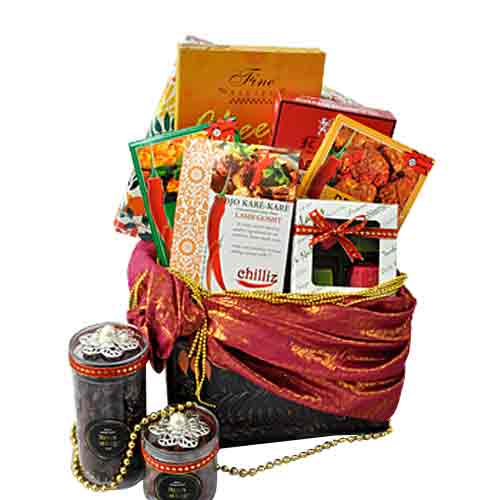 Luscious Sweet Treat N Diwali Fun Gift Hamper