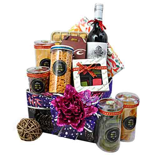 Sweet Surprise Gourmet Gift Hamper for Deepawali