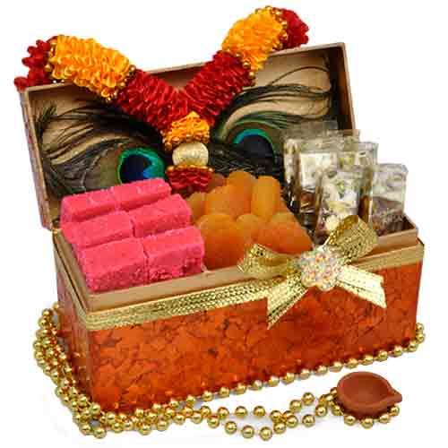 Awe-Inspiring Diwali In Gift Box of Assortments