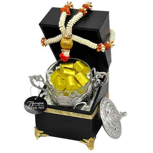 Welcoming Deepawali Special Chocolate Gift Pack