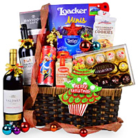 Welcoming Perfect Choice Gourmet Gift Basket