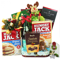 Gourmet Hamper for Divine Christmas