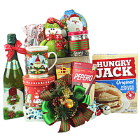Exclusive Pancake N Cookies Hamper