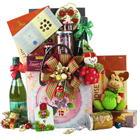 Wishful Christmas with Gourmet Gift Hamper