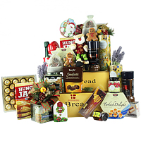 Flavoursome Gourmet Hamper for X-Mas