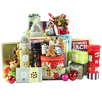 Aromatic Assorted Gourmet Gift Hamper