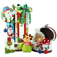 Heartiest Greetings with Chocolates N Wafers Hamper
