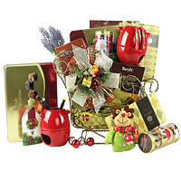 Seasonal Cheer Gourmet Gift Hamper