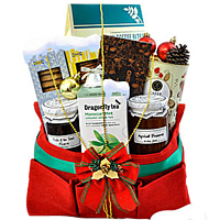 Timeless Treat with Gourmet Gift Hamper