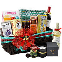 Christmas Delight with Gourmet Gift hamper