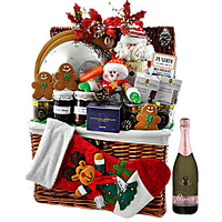 Assorted Gourmet Hamper for X-Mas